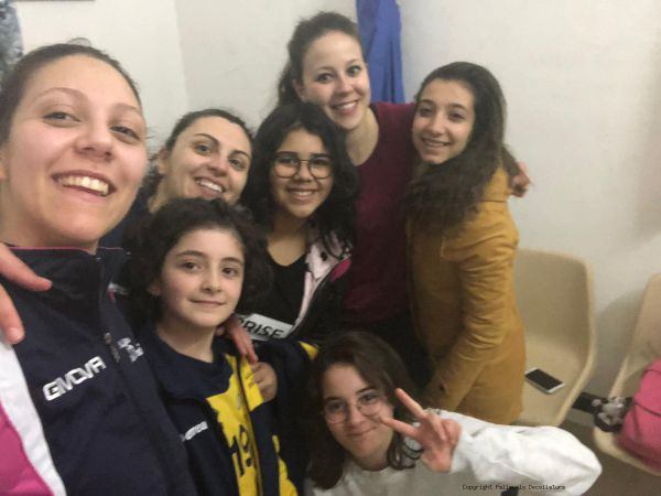 Top Volley - Ligotti Impianti: 3 - 0